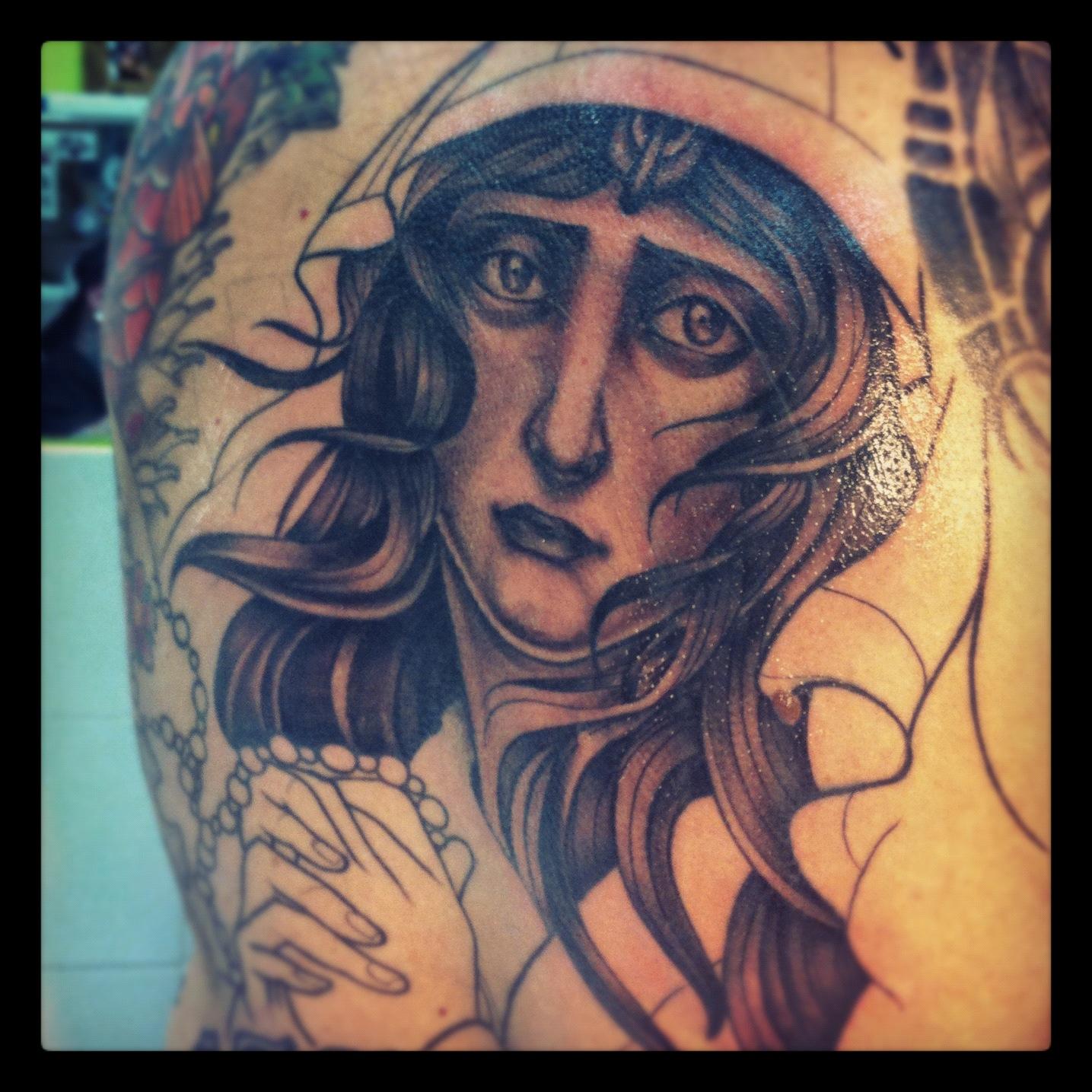 Blue tattoo gava guindero 39 s blog p gina 2 for Trabajo en gava